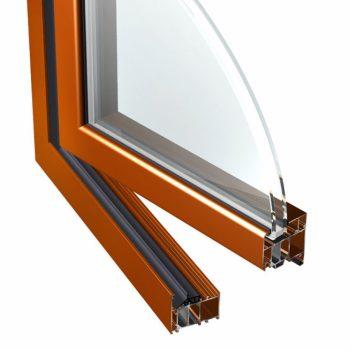 Prostup tepla oknem